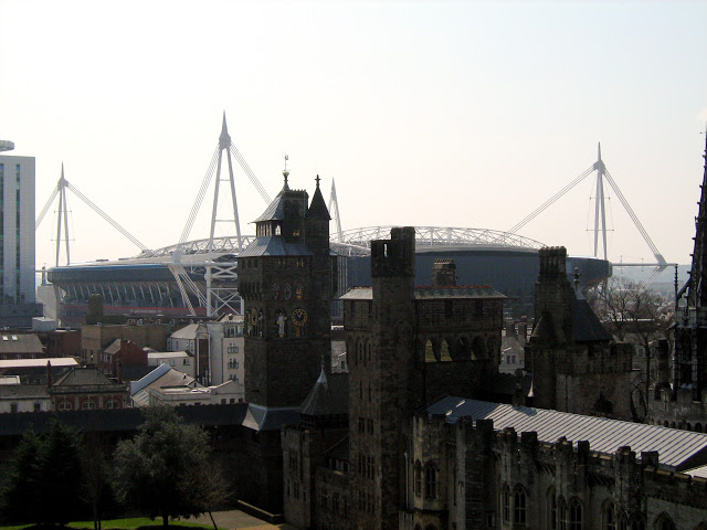 Andare a vedere il Rugby a Cardiff