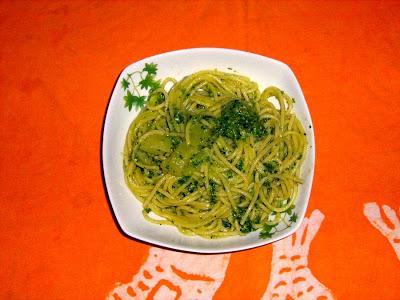 Pesto alla Genovese fatto in casa