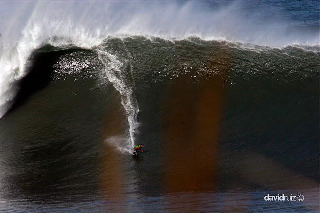 Fare surf nei paesi baschi