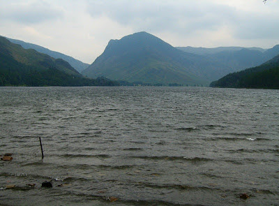 Lake District Buttermere Inghilterra