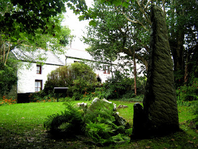 La tomba di Re Orry sull'Isola di Man