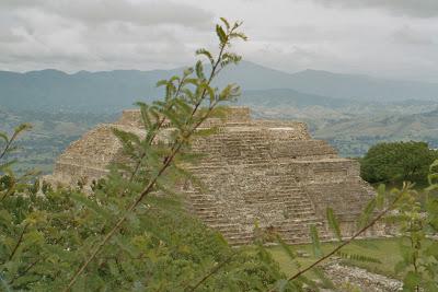 Monte Alban Messico