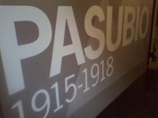 Rovereto Museo della Guerra Mostra sul Pasubio