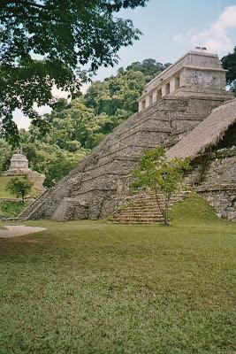 Viaggio a Palenque