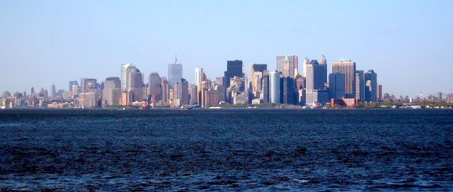 New York dal traghetto