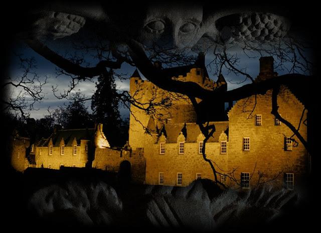 Castello di Macbeth in Scozia