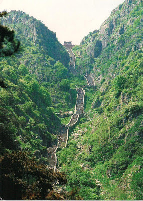 Cina Monte Taishan