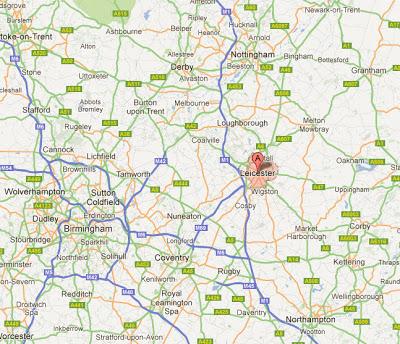 Voli low cost East Midlands