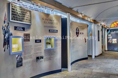 Leicester Richard III Exhibition