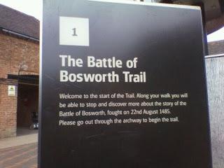 Sentiero storico di Bosworth