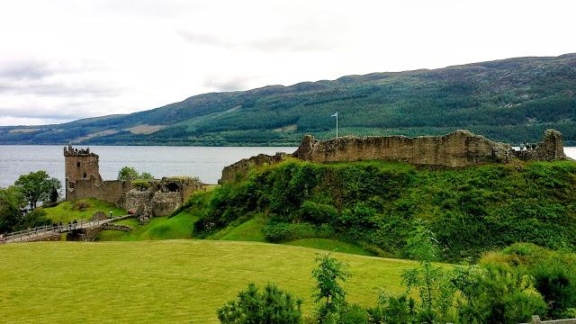 Scozia Urquhart Castle