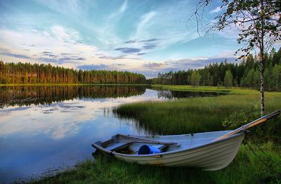 Viaggio in Finlandia on the road