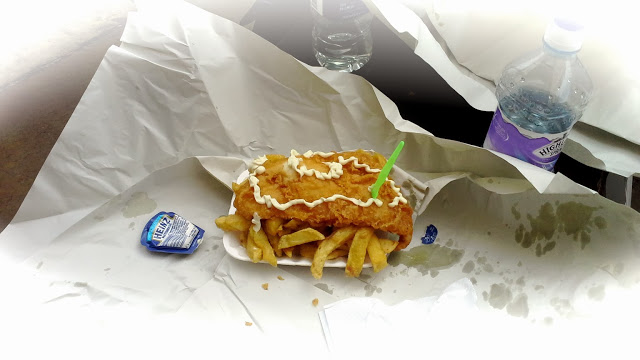 Dove mangiare Fish and Chips