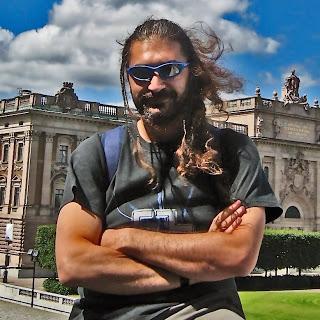 Gianluca Vecchi Travel Blogger