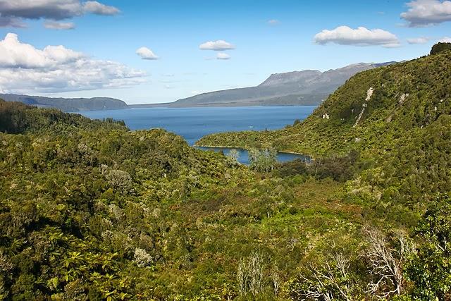 Visitare Rotorua e Tarawera Lake in Nuova Zelanda