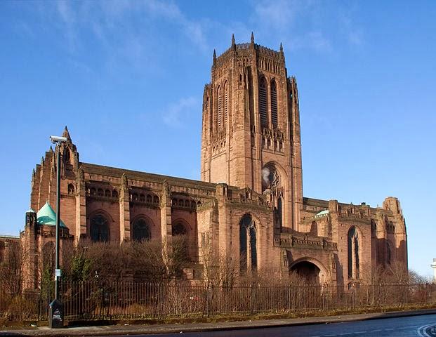 Visitare la Cattedrale di Liverpool