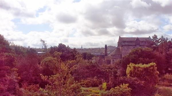 Visitare Edimburgo durante il 6 Nazioni di rugby