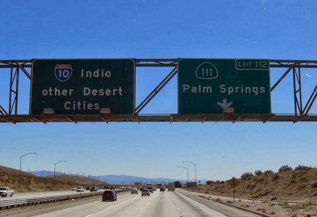 Un viaggio a Palm Springs