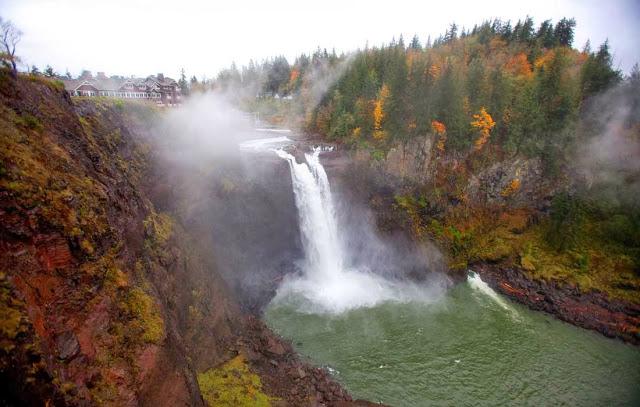 Soggiornare al Great Northern Hotel Twin Peaks