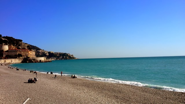 Visitare Nizza in Francia