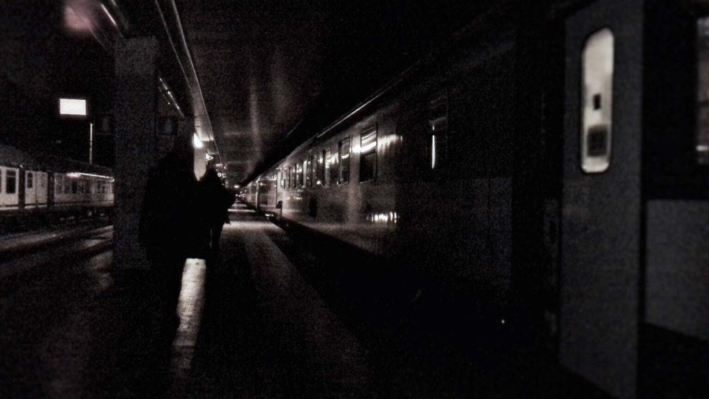 Treno notturno Venezia-Vienna