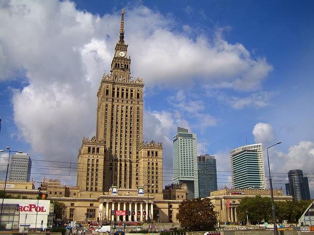 Viaggio a Varsavia Polonia