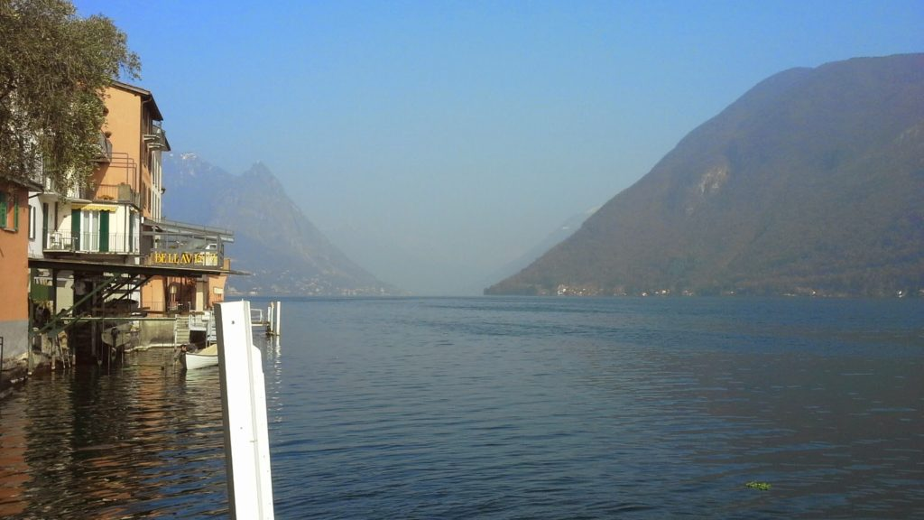 Esplorare Gandria in Svizzera