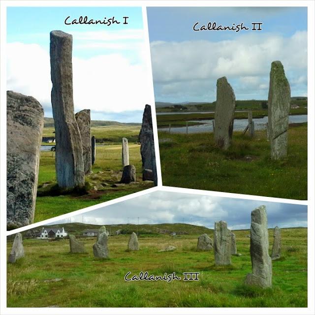 Visitare Callanish Ebridi Esterne Scozia