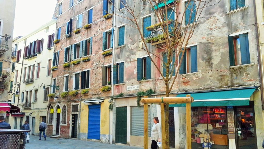 Fondamenta del Cannareggio Venezia