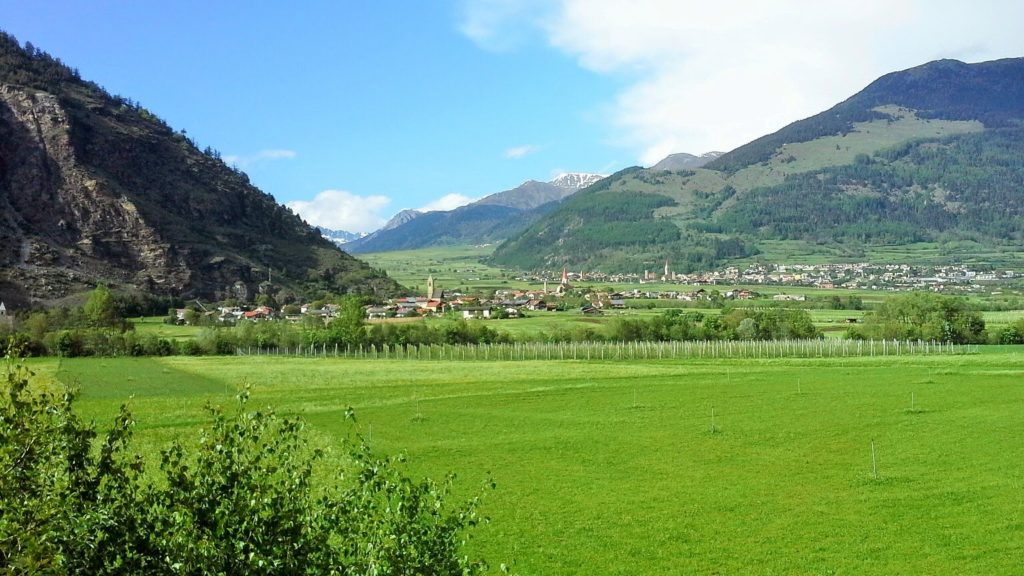 Viaggiare in Bus in Val Venosta