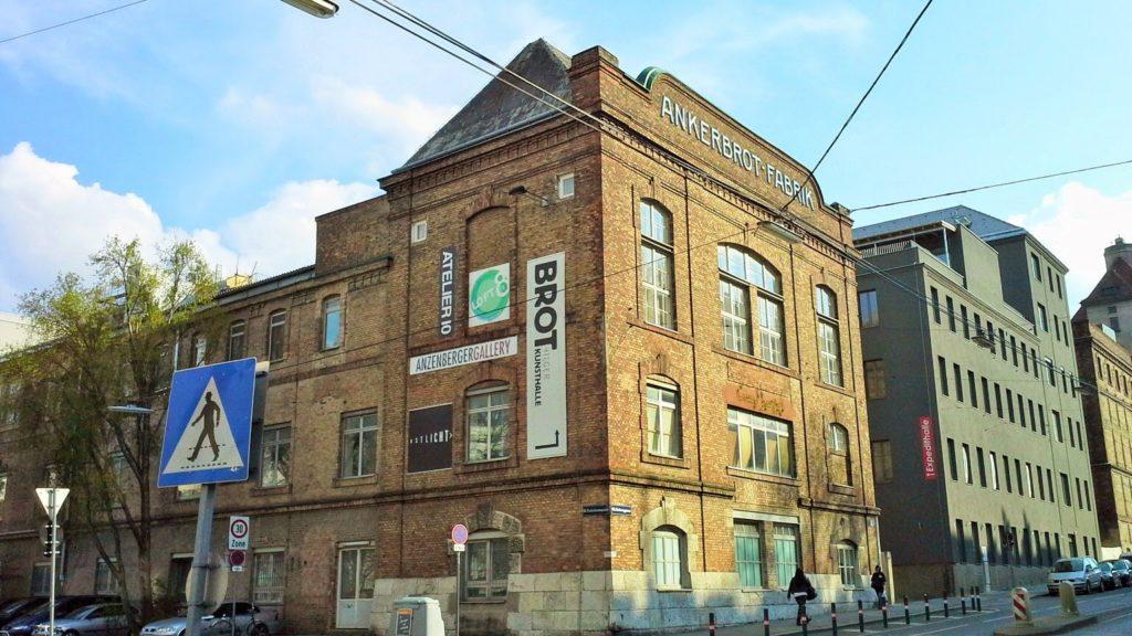 Gallerie Absberggasse Vienna