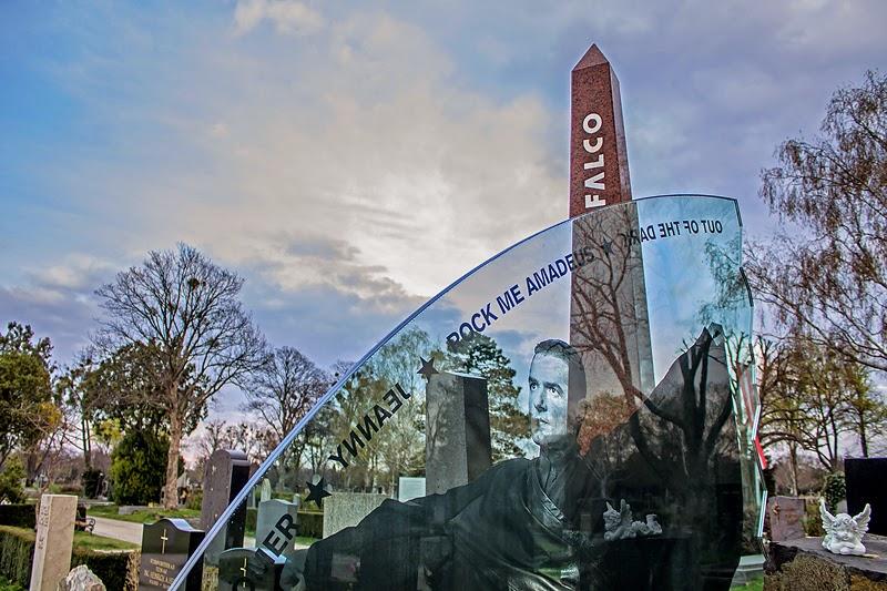 Falco al Zentralfriedhof