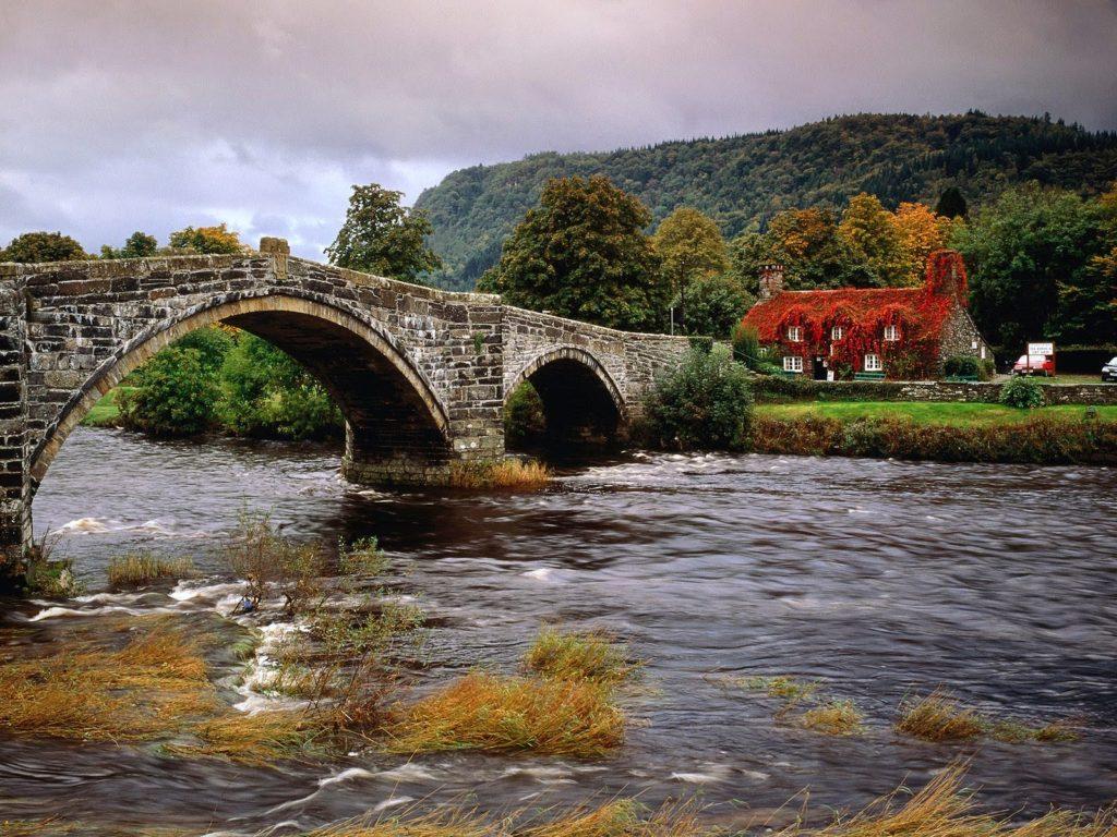 Itinerario in Galles