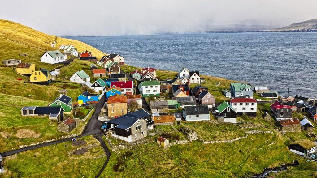 Volo diretto per le Faroer