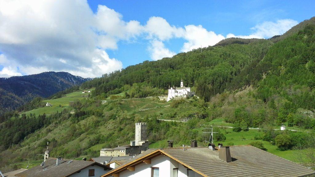 Burgeis Alto Adige Panorama
