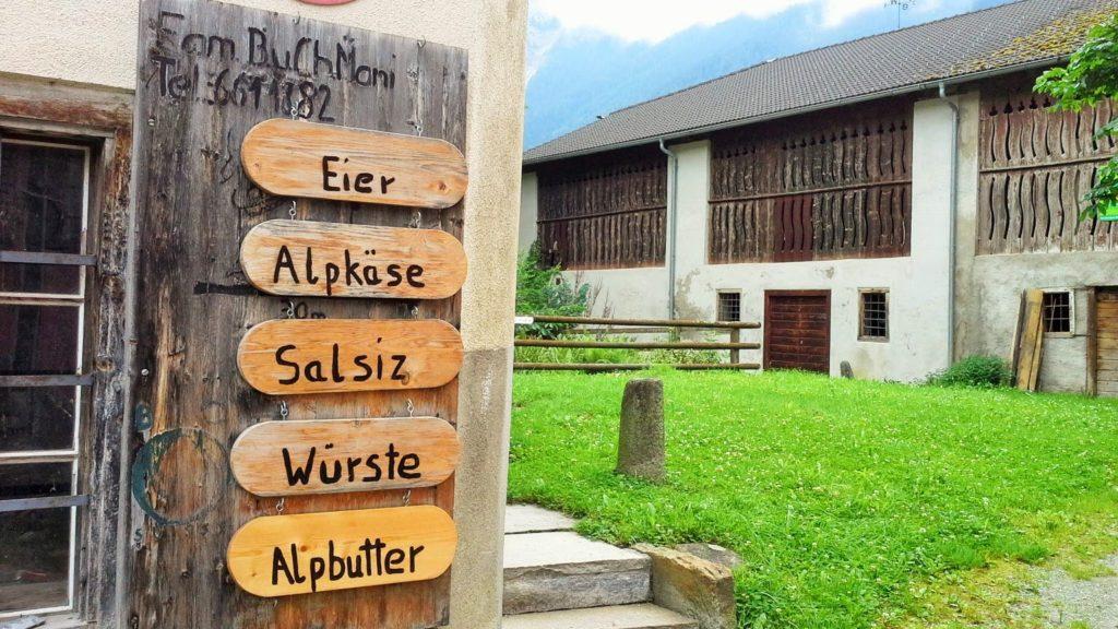 Visitare Andeer in Svizzera