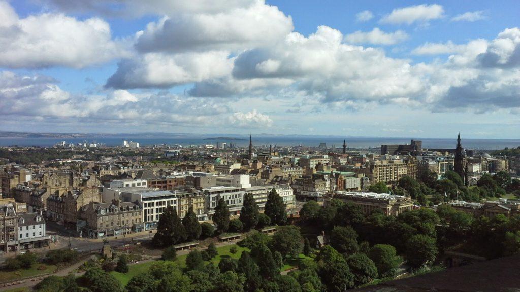 Cosa non fare a Edimburgo