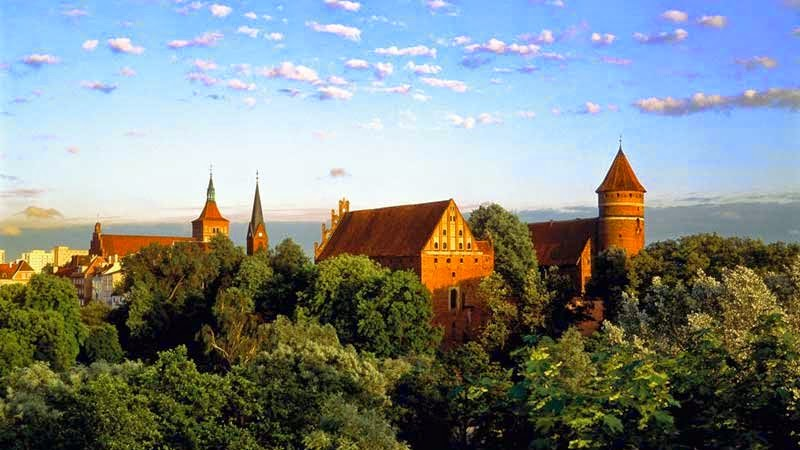 Visitare Olsztyn Polonia