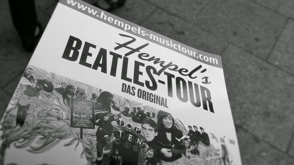 Tour dei Beatles ad Amburgo