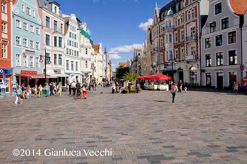 Visitare Rostock