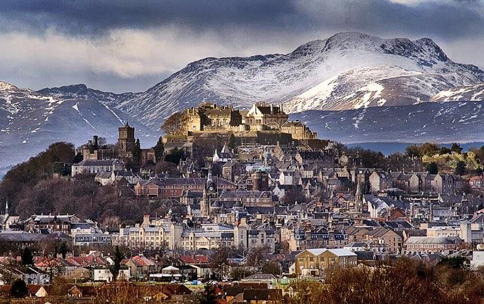 Visitare Stirling in Scozia