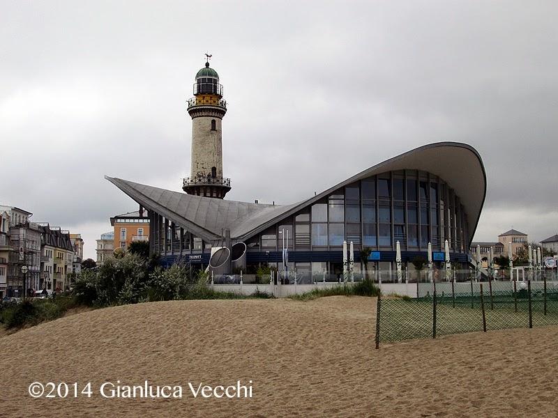 Spiaggia Warnemuende