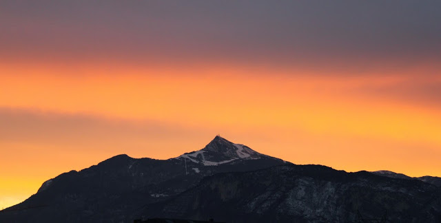 Il Monte Bondone in Trentino