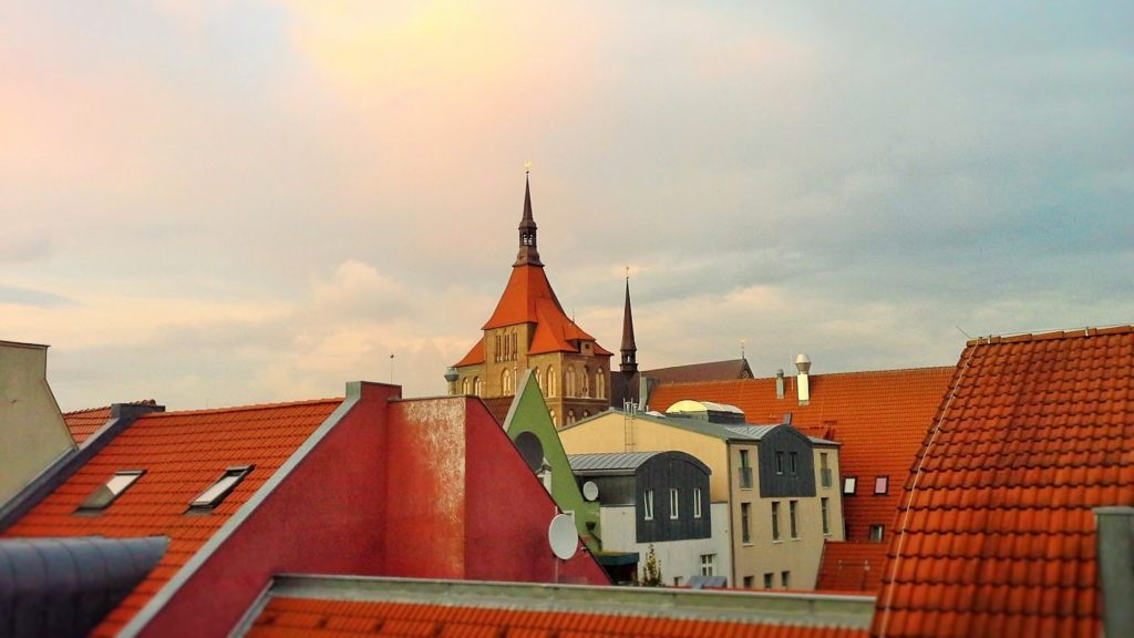 Visitare Rostock Germania