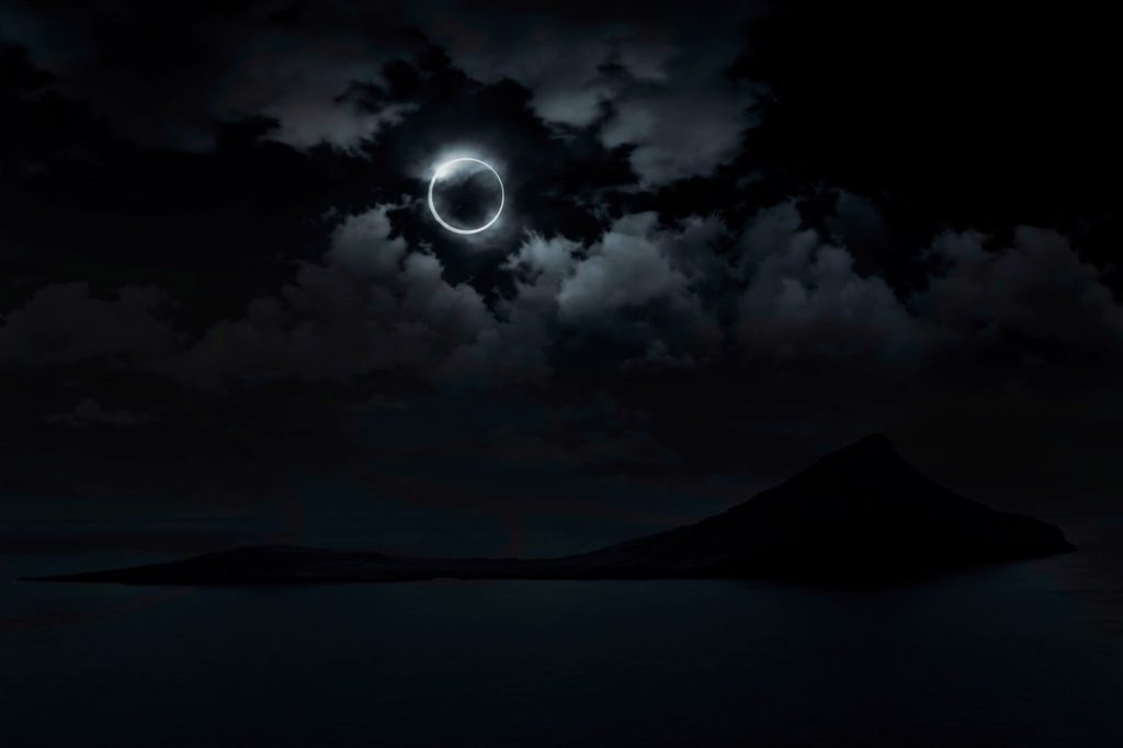Isole Faroe (Danimarca) Eclissi Solare
