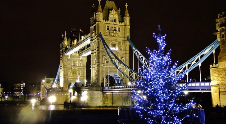 Immagini Natale Londra.Natale A Londra Il Mio Itinerario Emotion Recollected In Tranquillity