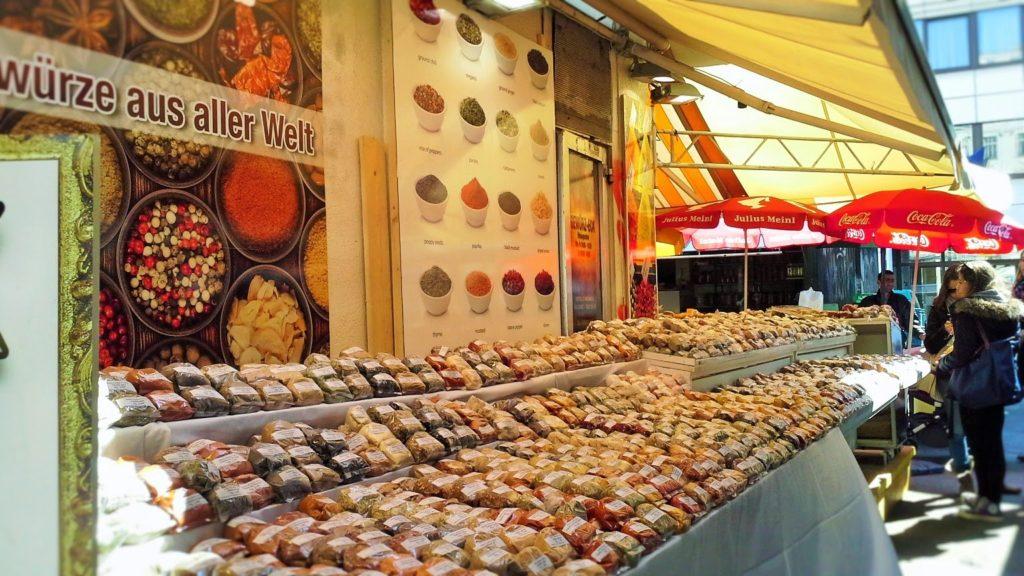 Visitare il Naschmarkt Vienna