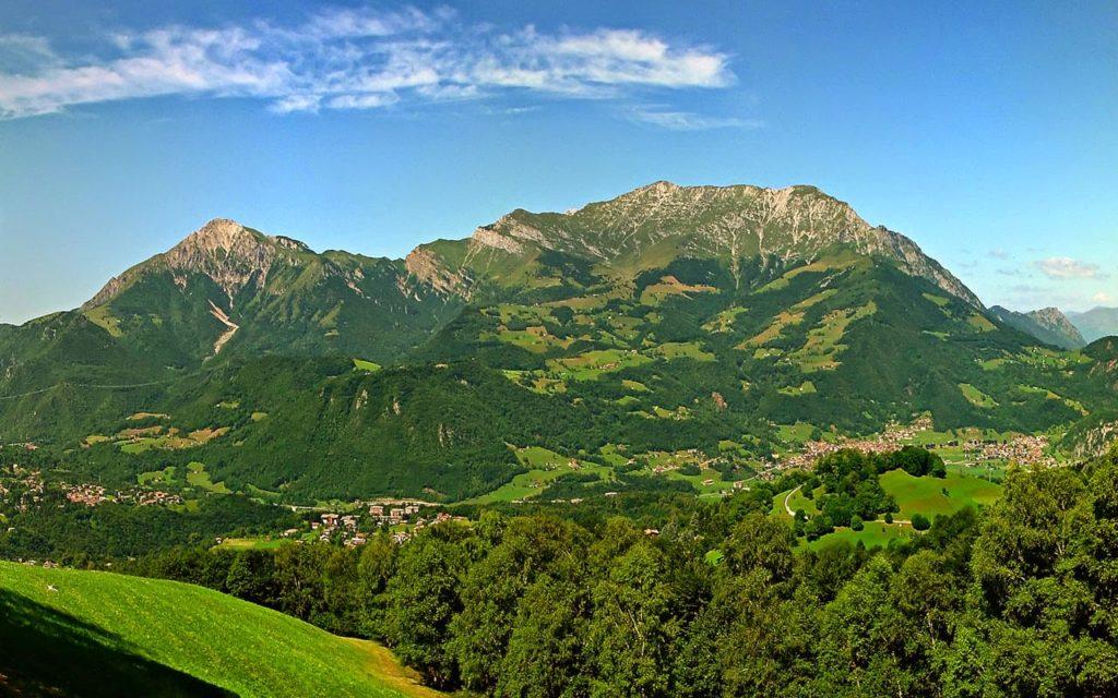 Andare in montagna in Valsassina