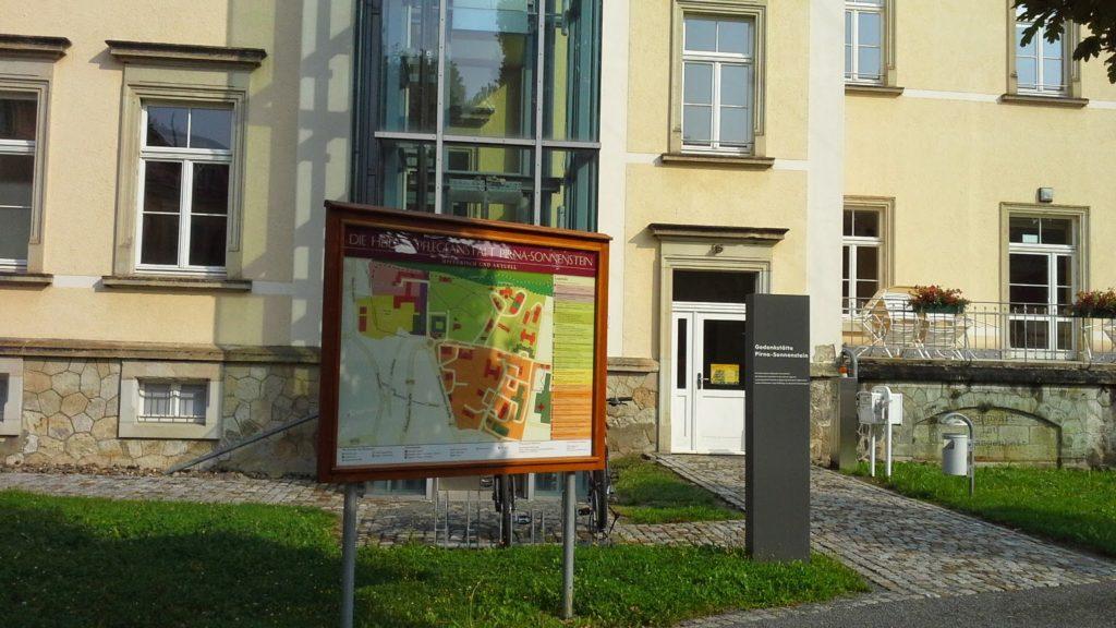 Visitare Pirna Sonnenstein