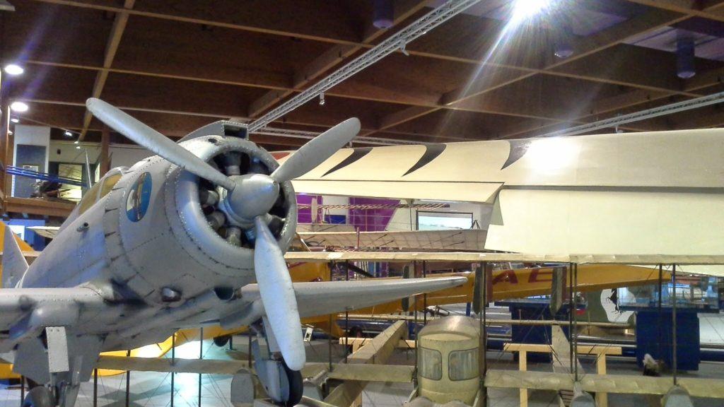 Visitare il Museo Caproni a Trento
